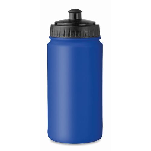 Drinking bottle in royal-blue
