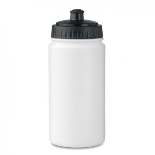 Drinking bottle in white