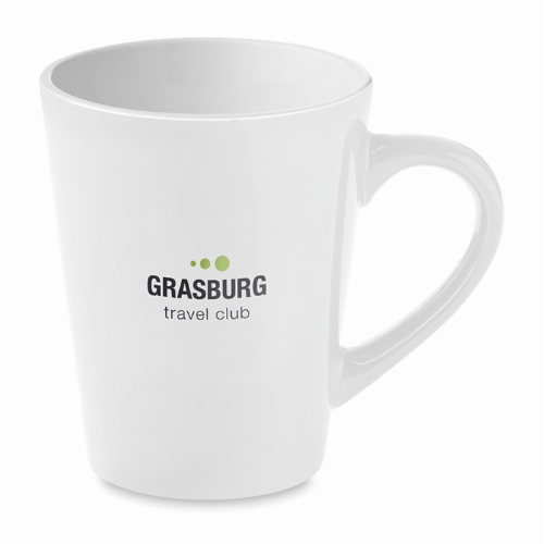 Ceramic coffee mug 180 ml in