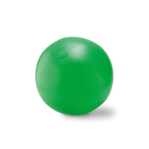 Large Inflatable beach ball     in green