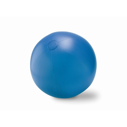 Large Inflatable beach ball     in royal-blue