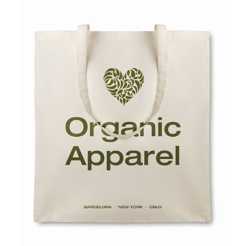 Shopping Bag In Organic Cotton in