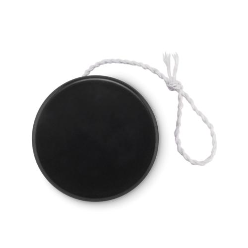 Plastic yoyo in black