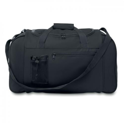 600D sports bag                 in black