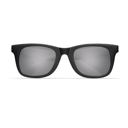 2 tone sunglasses in white
