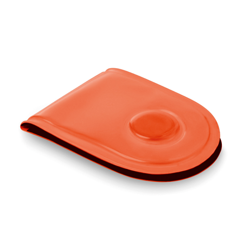 Led Safety Light With Magnet in neon-orange