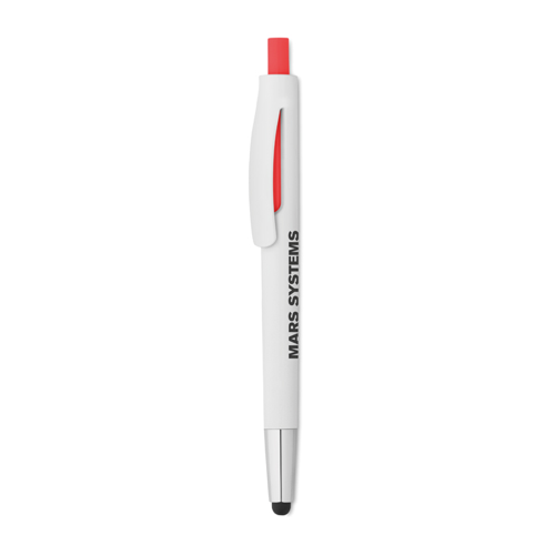 Plastic Stylus Pen in