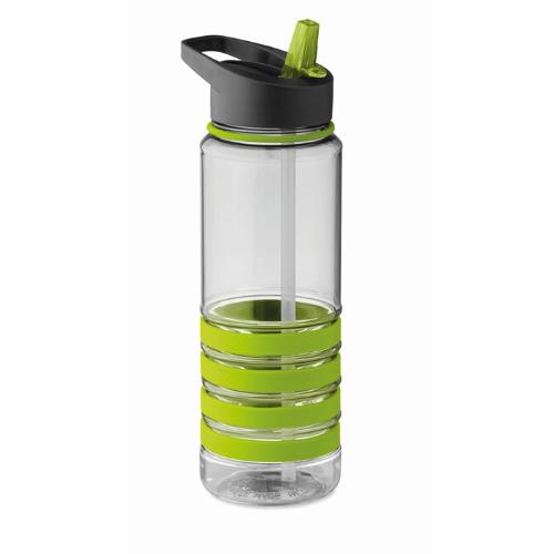 Tritan bottle 750ml             in lime