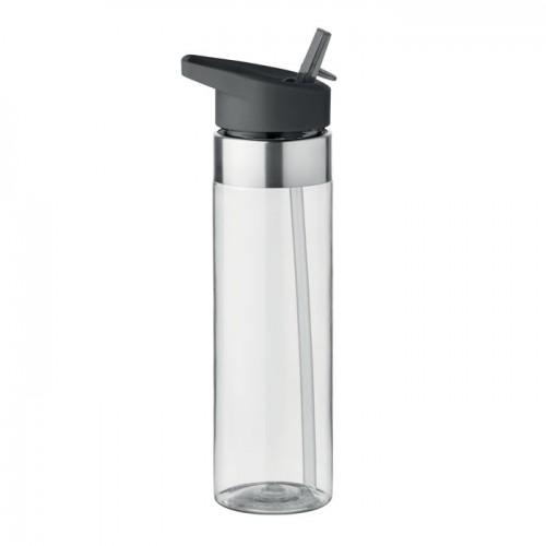 650 ml tritan bottle            in transparent