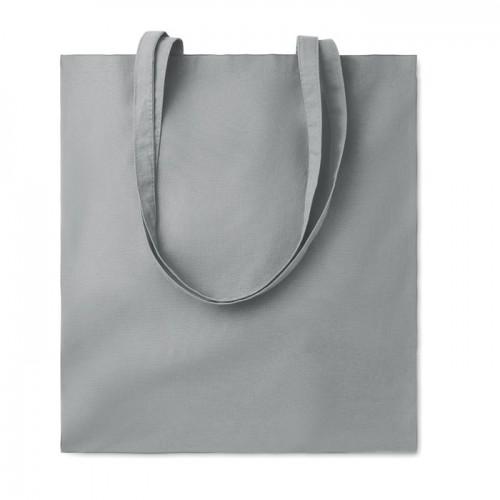 Cotton shopping bag 140gsm      in grey