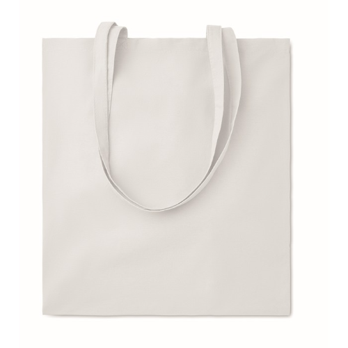 Cotton shopping bag 140gsm      in white