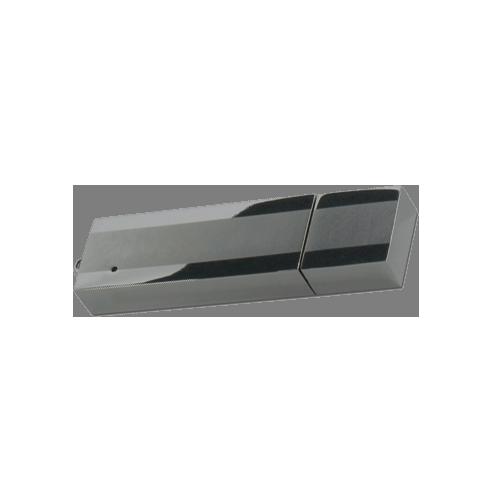 Race Metal USB Flash Drive in gun-metal