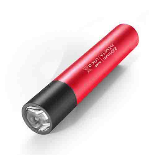 Lumi Power Bank 2200 Mah With Torch in