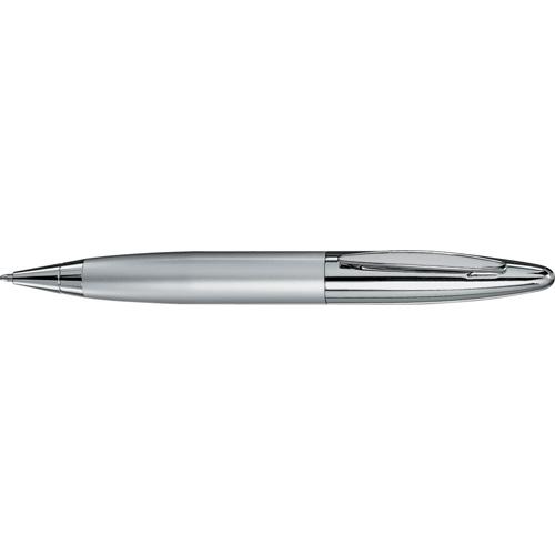 LPC 016 Ballpen (Laser Engraved 360) in silver