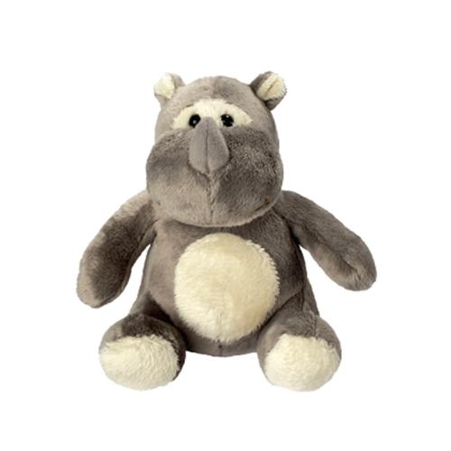 Plush Animal Zoo Rhino Leif