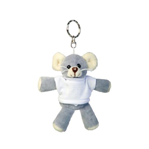 Plush Keychain Mouse