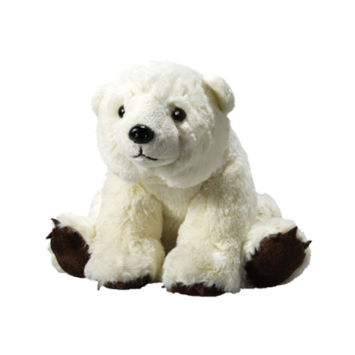 Plush Polar Bear Lia