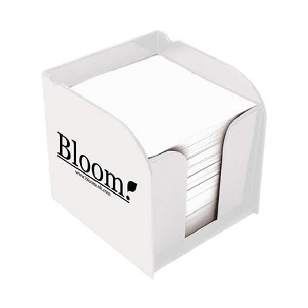 Block-Mate® Holder 5AH in white