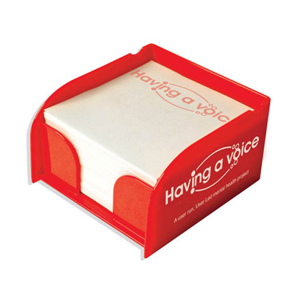 Block-Mate® Holder 5BH in red