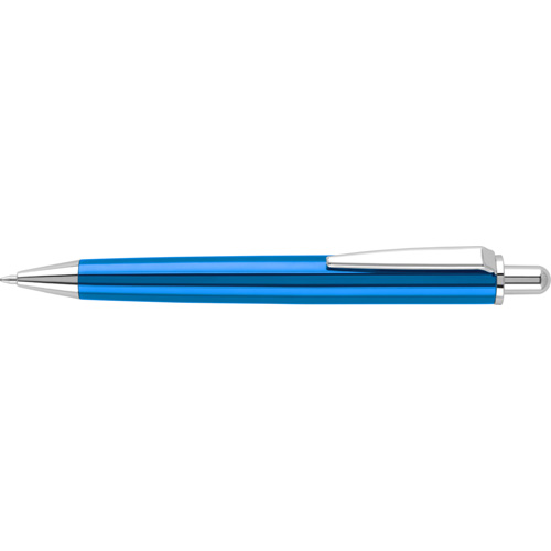 Atlas Ballpen in blue