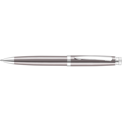 Classic Multi-Function Pen (Laser Engraved 360) in gun-metal-ballpen