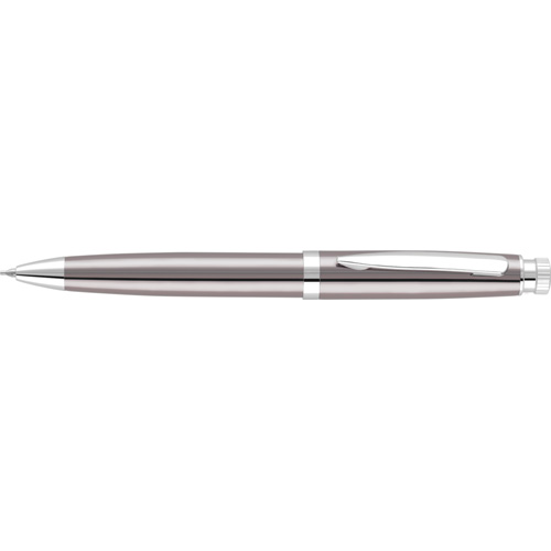 Classic Multi-Function Pen (Laser Engraved 360) in gun-metal-pencil