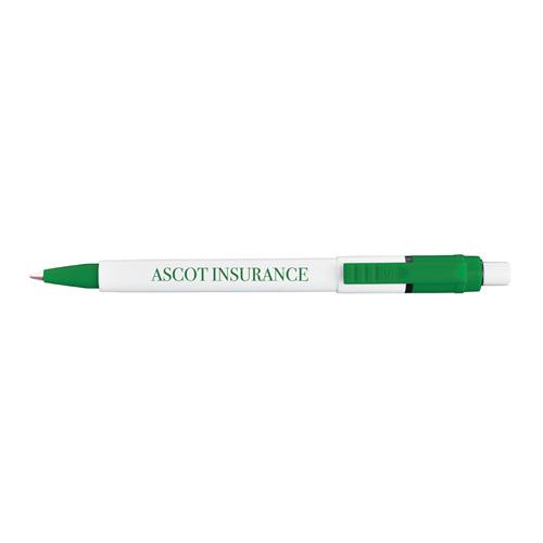 Baron Pen in green