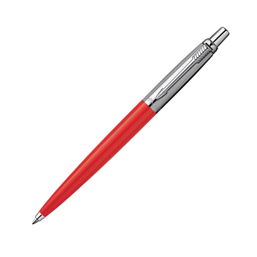 Parker Jotter Ballpen in pillarbox-red