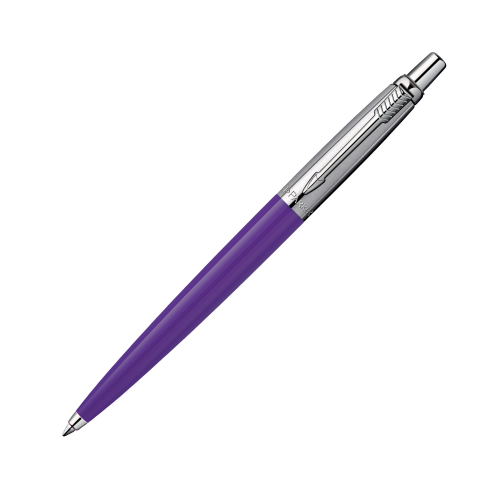 Parker Jotter Ballpen in purple
