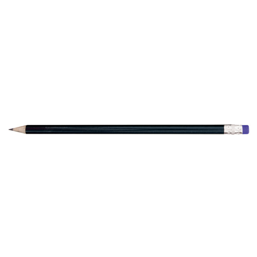 Pricebuster Round Pencil in black