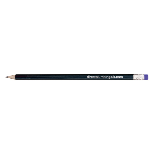 Pricebuster Round Pencil in blue