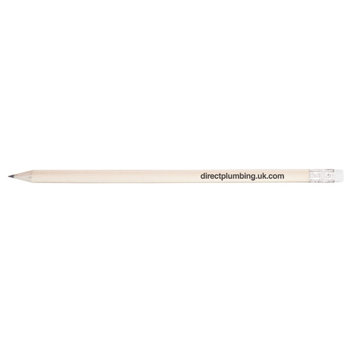 Pricebuster Round Pencil in natural