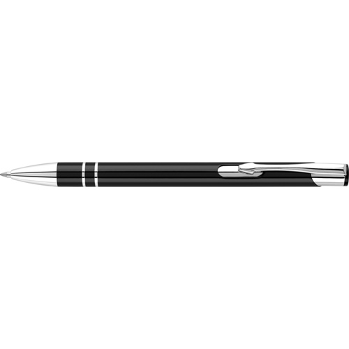 Electra Ballpen (Full Colour Print) in black