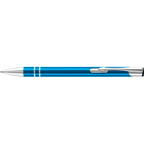Electra Ballpen (Full Colour Print) in light-blue