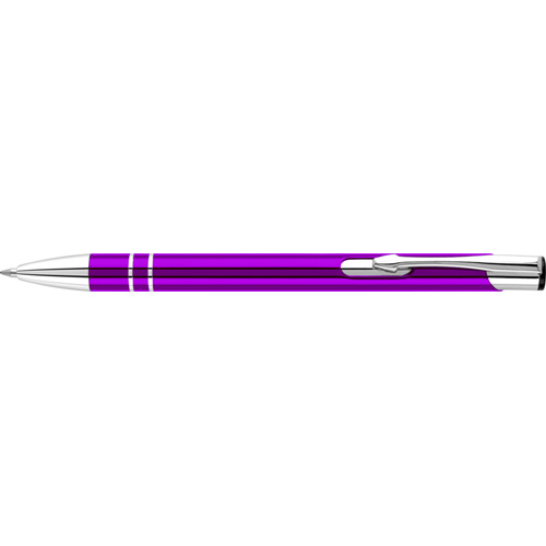Electra Ballpen (Full Colour Print) in purple