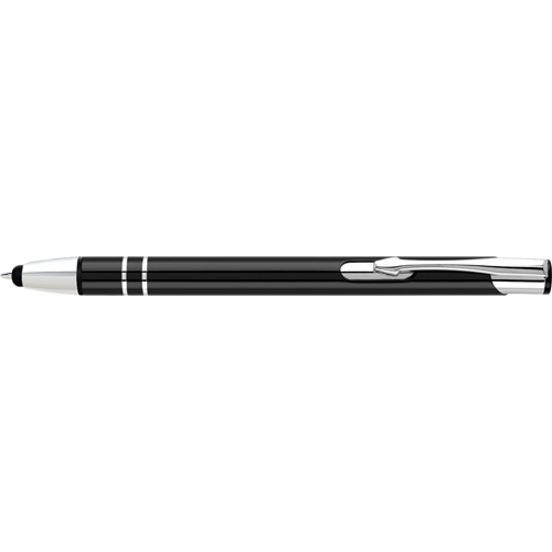 Electra Touch Ballpen in black