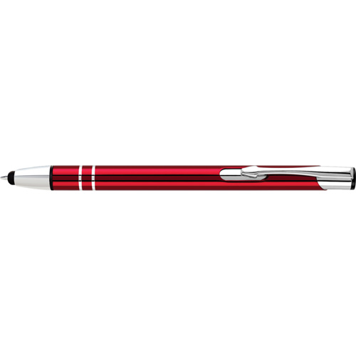Electra Touch Ballpen in red