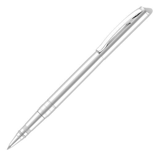 Europa Rollerball (Laser Engraved 360) in silver