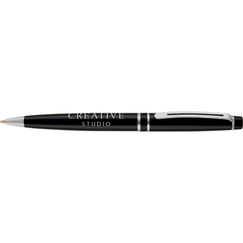 Grosvenor Ballpen in black