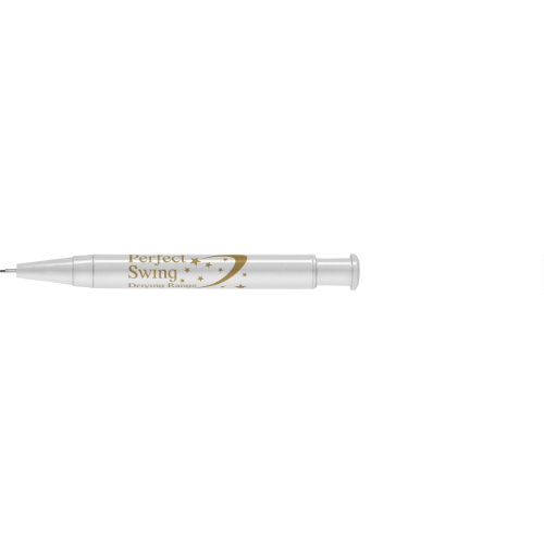 Golf Pro Pencil in white