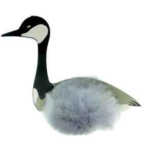 Custom Fluffy Goose Bug