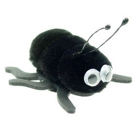 Personalised Fuzzy Ant Bug