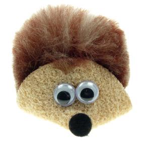 Custom Fluffy Hedgehog Bug