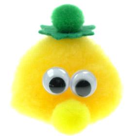 Custom Fluffy Lemon Bug