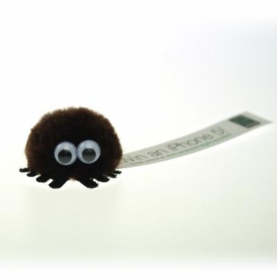 Branded Logo Standard Bug in chocolate