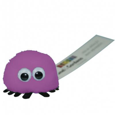 Branded Logo Standard Bug in purple