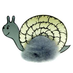 Promotional Message Snail Bug