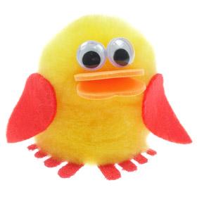 Custom Fluffy Duck Bug