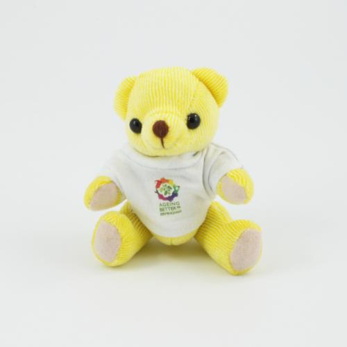 12.5cm Lemon Candy bear tshirt