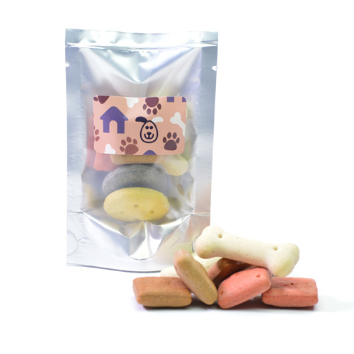 Dog Biscuits For One Pooch